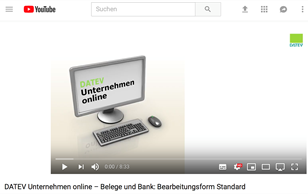 Video Unternehmen online youtube